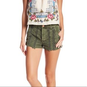 NWT Free People Great Expectations Shorts